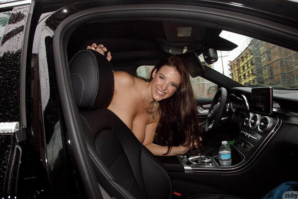 Angela White No More Cars - 3