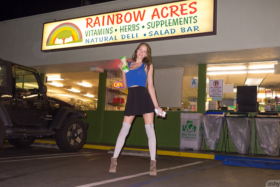 Anya Amsel At Rainbow Acres - 1