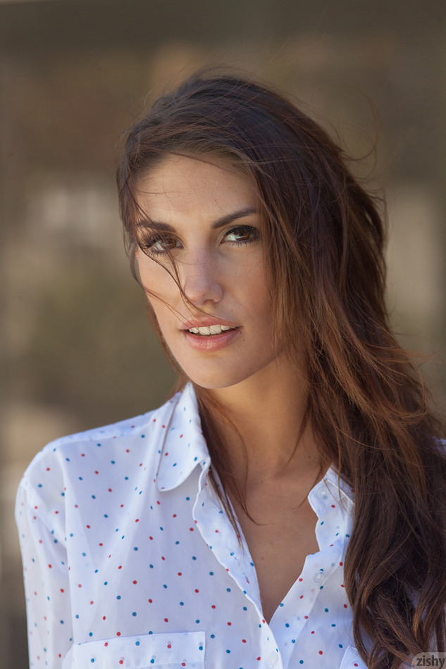 August Ames Chez Le Body - 1