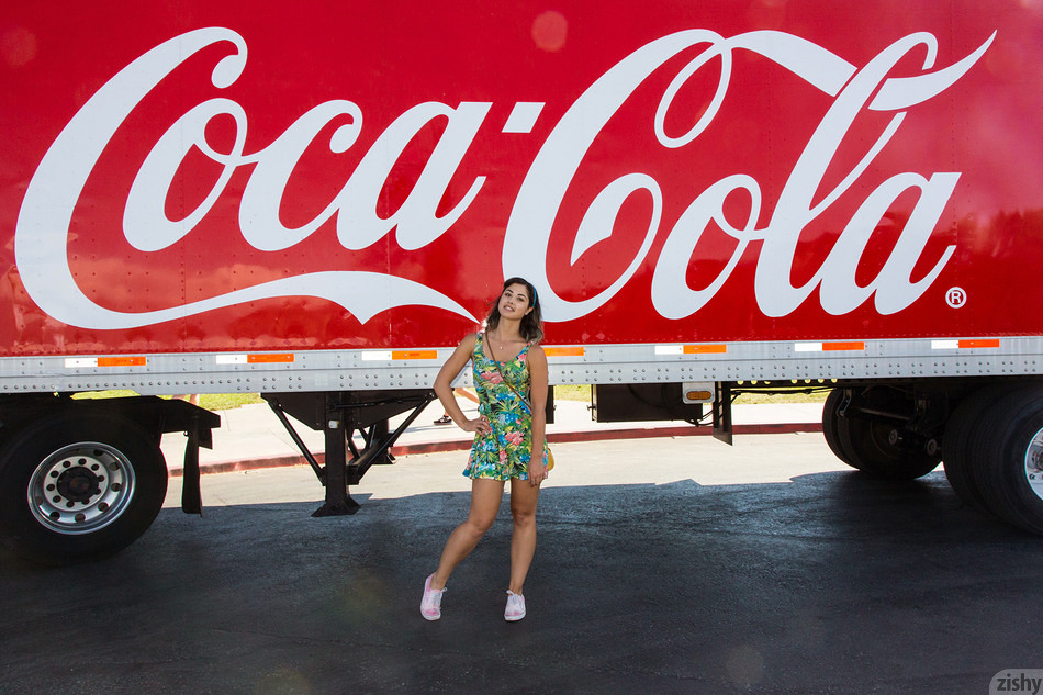 Carol Jasabe Always Coca Cola - 1