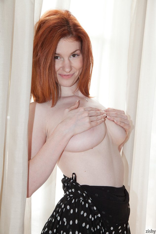 Emily Archer Black And Ginger - 8
