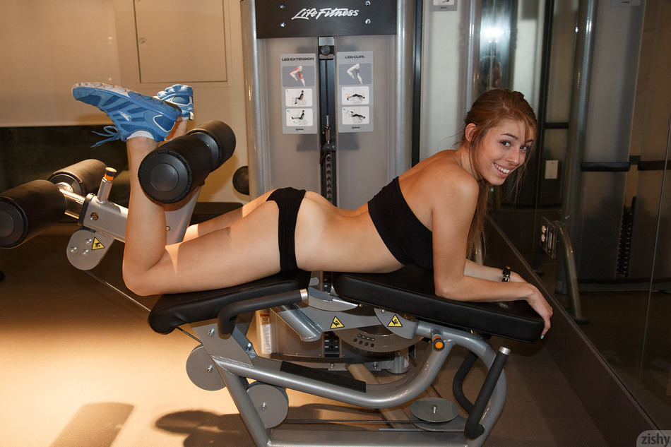 Gracie Thibble Life Fitness - 6