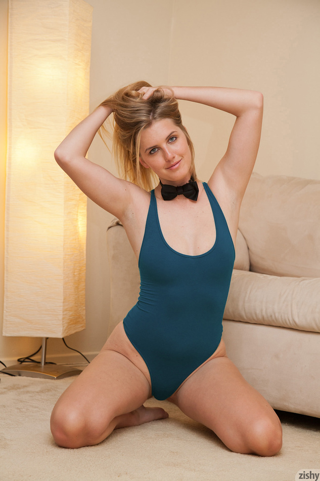 Holly Benson Leotard Formal - 7