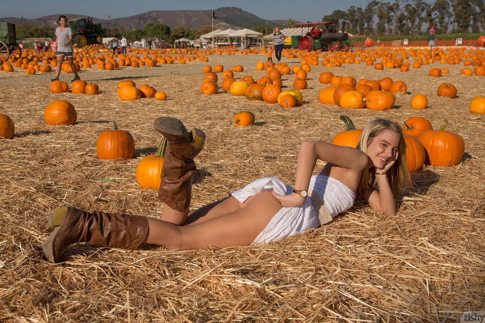 Kenna James Pumpkin Patch - 7