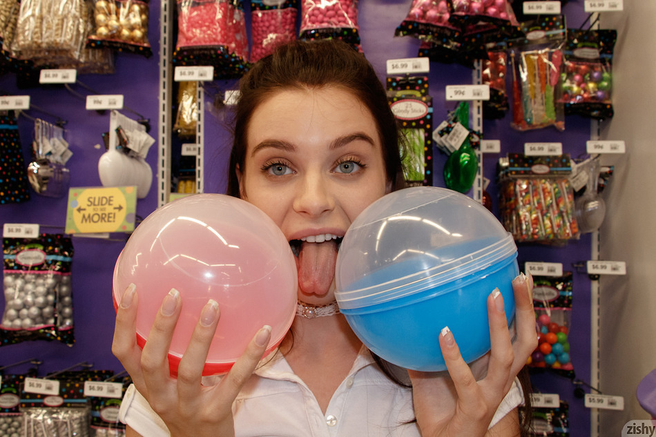 Lana Rhoades Gets Party Favors - 6