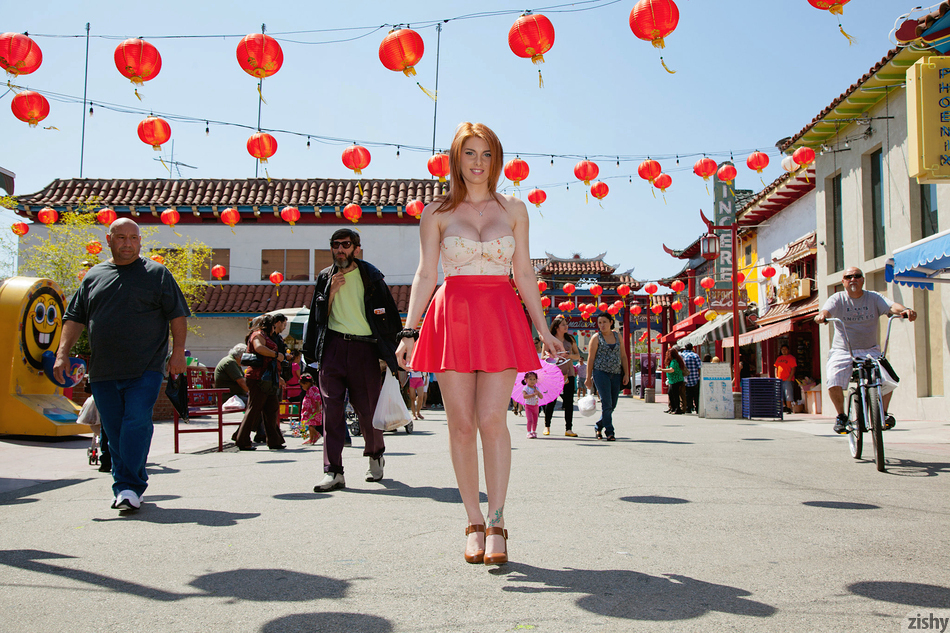 Lilith Lust China Girl - 1