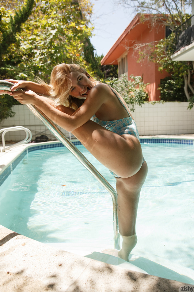 Lily Ivy Poolside Feminism - 8