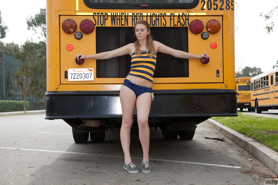Nicole Wetzel Back Of The Bus - 2