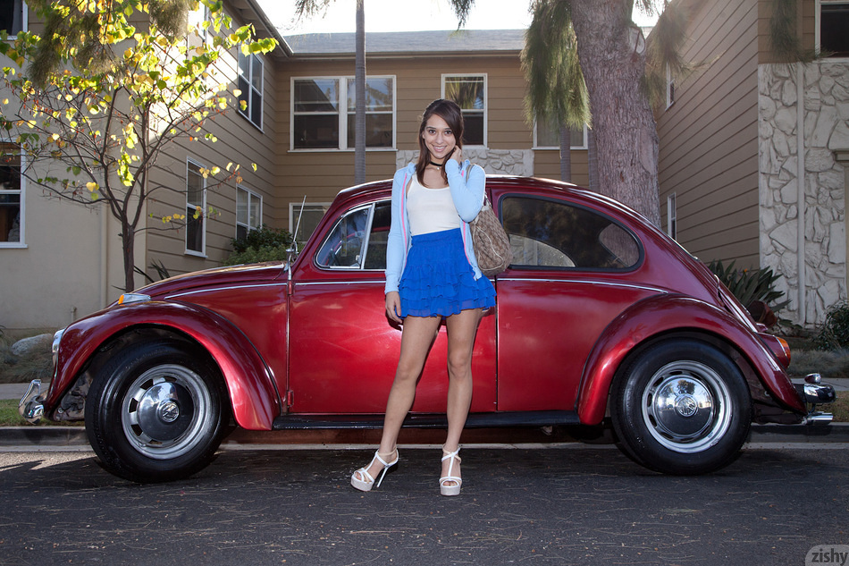 Sara Luvv Slug Bug Red - 3